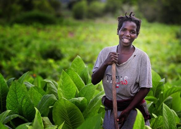 Farmers' field school for a woman
