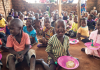 Month of food for child orphaned by AIDS
